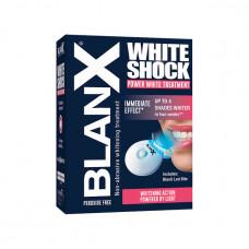 Blanx White Shock teatment+Led Bite Отбеливающий уход + световой активатор, 50мл GA 13279