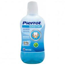 Ополаскиватель для полости рта Pierrot Sensitive, 500 мл. (голубой) 8411732107219